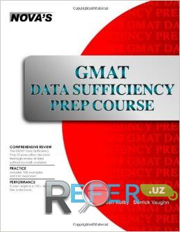 GMAT Data Sufficiency Prep Course